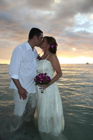 S Swept Away Vow Renewal On Beach