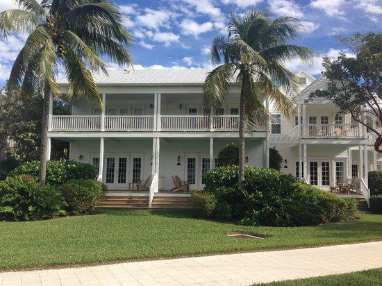 Tranquility Bay Beach House Resort: Hus