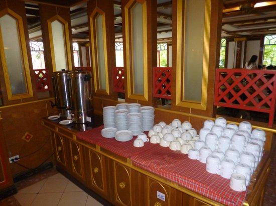 Aonang Ayodhaya Beach Resort: for coffee lovers