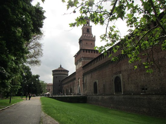 Castello Sforzesco: 03