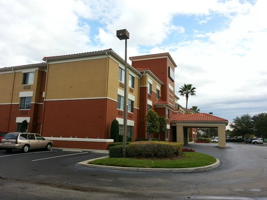 Extended Stay America - Orlando - Southpark - Equity Row : Hotel