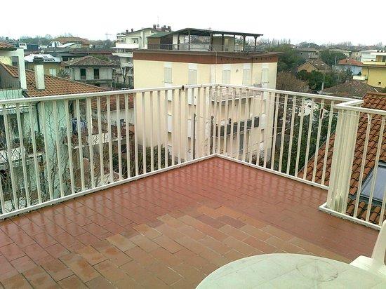 Hotel Avana Mare: vista dalla terrazza