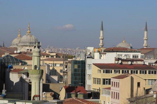 Hotel Agan: вид на мечеть