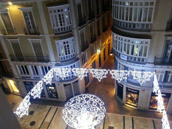 Room Mate Larios: luci d'inverno