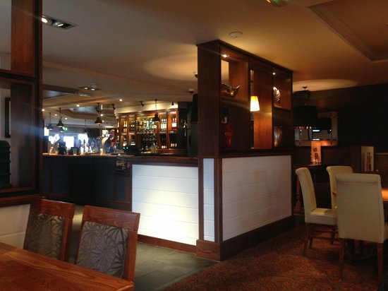 The Saxon Penny: Nice Atmosphere
