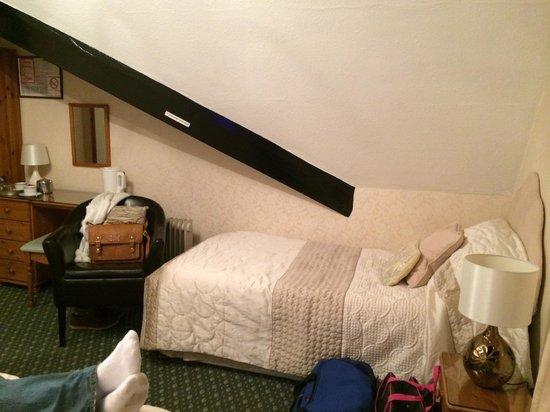 St. George's Bed and Breakfast: Top floor bedroom