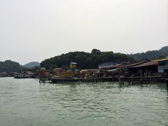 Pangkor Guesthouse SPK : The fishing village