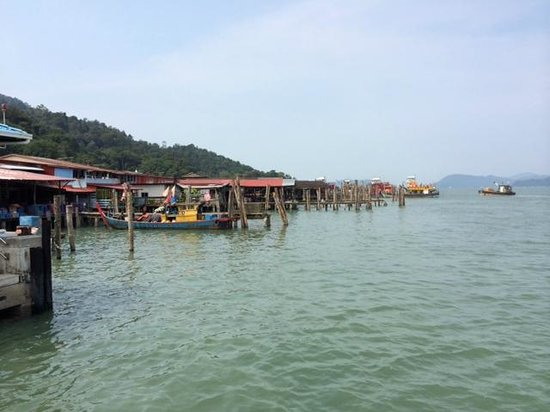 Pangkor Guesthouse SPK : The fishing village