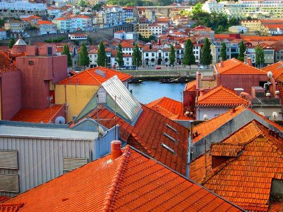 Carris Porto Ribeira : Vue de la chambre