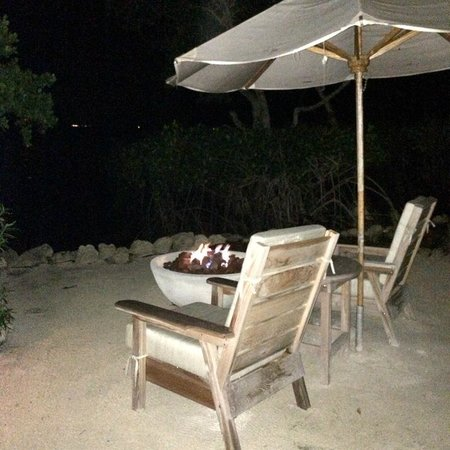 Little Palm Island Resort & Spa, A Noble House Resort: At night