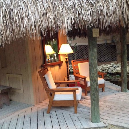Little Palm Island Resort & Spa, A Noble House Resort : Just relax
