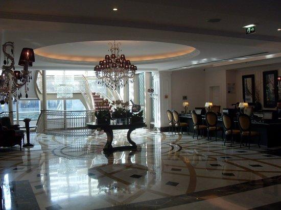 InterContinental Porto - Palacio das Cardosas: Recepção