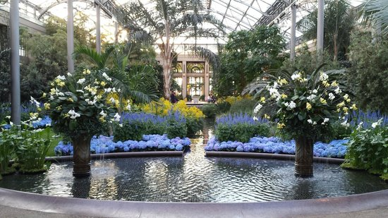 Longwood Gardens : The Conservatory @ Longwood