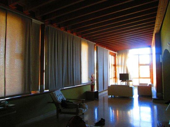 Hospederia Conventual de Alcantara: Notre chambre