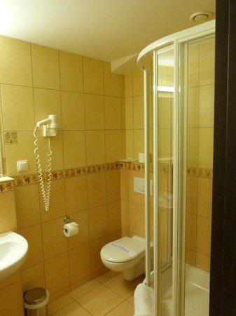 Wielopole Hotel : bathroom
