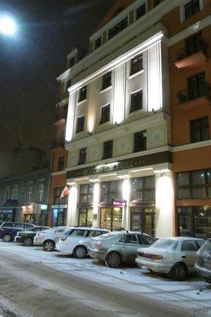 Wielopole Hotel : hotel