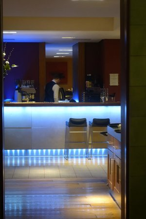 Rudding Park Hotel: the bar