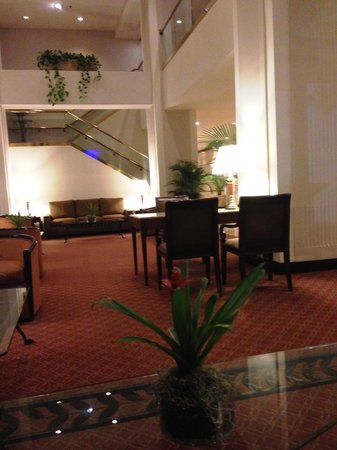 Clarion Suites Guatemala: Lobby