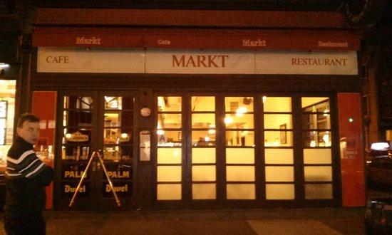 Markt: L'enseigne