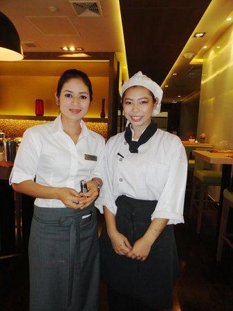 Novotel Bangkok on Siam Square : great service