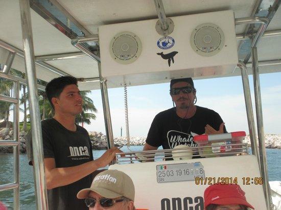 Onca Explorations: Oscar and Crew