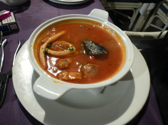 Cafe La Ola : Excellent food