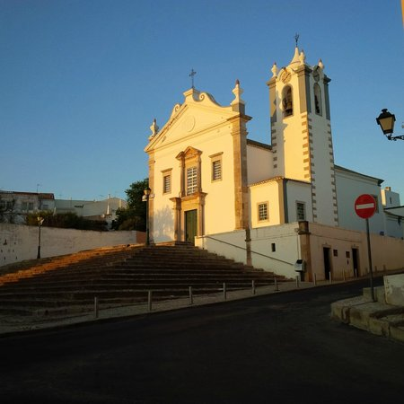 Pousada Palacio de Estoi: Église d'Estoi