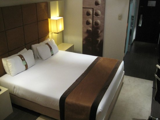 Holiday Inn Madrid - Las Tablas: Holiday Inn Las Tablas room