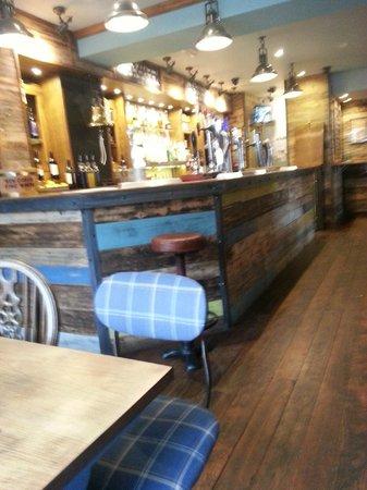 The Staith House : bar