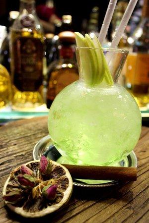 Basil Crush Cocktail