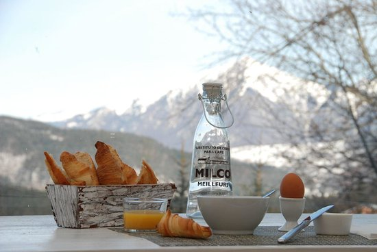 Milkhotel : Petit Déjeuner