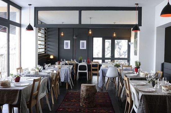 Milkhotel: Restaurant