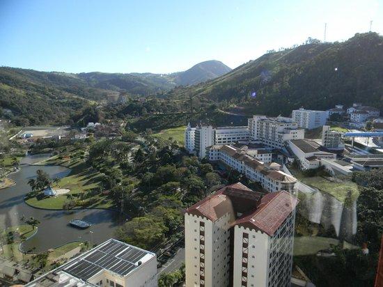 Panorama Hotel & Spa : Vista do apartamento