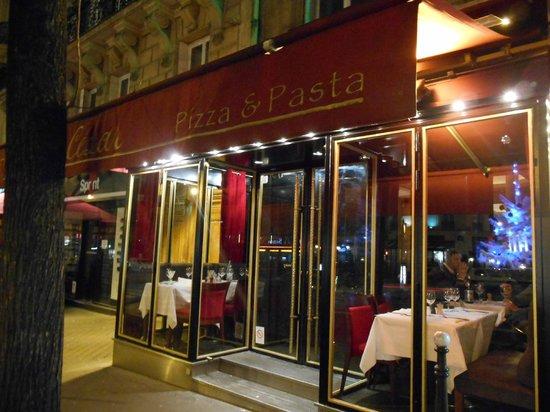 Cesar Restaurant Paris Wagram