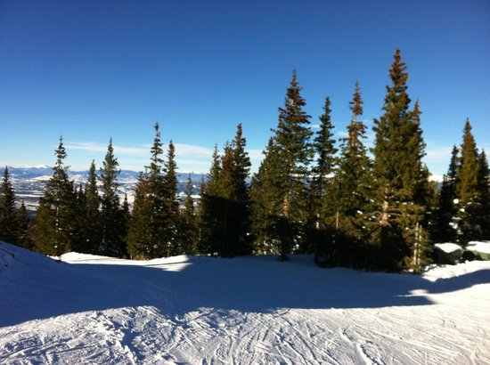 Winter Park Resort : Top of MaryJane