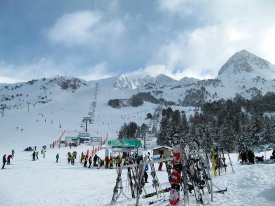 Hotel Nordic: Skiing area