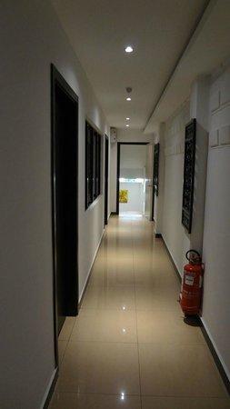 Tai-Ichi Hotel: Corridor