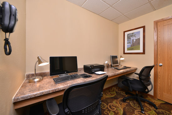 Best Western Plus Spirit Mountain Duluth: NEW Business Center