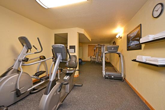 Best Western Plus Spirit Mountain Duluth: NEW Fitness Center