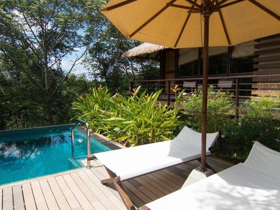 Uga Ulagalla: Villa pool