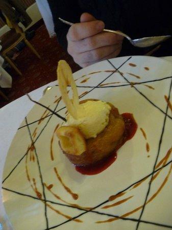 Restaurant des Cours : Dessert (mais je me souviens plus de ce que c'est... oups)