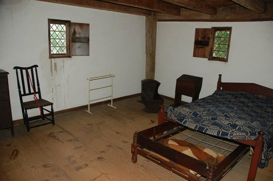 Hoxie House: Bedroom