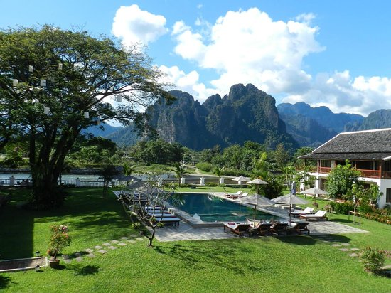Riverside Boutique Resort: Room LL5  Stunning View