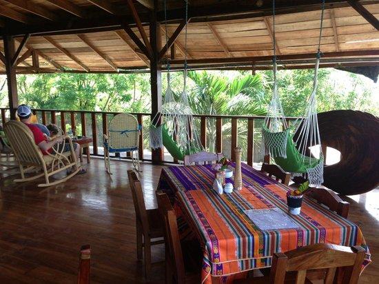 Xanadu Hotel: Dining area