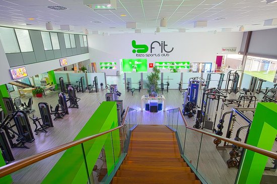 Bfit Ibiza Sports Club: Sala Fitness
