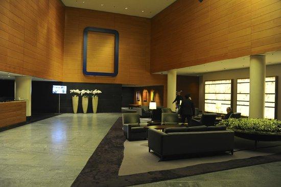 Grand Hyatt Berlin: hall d'entrée