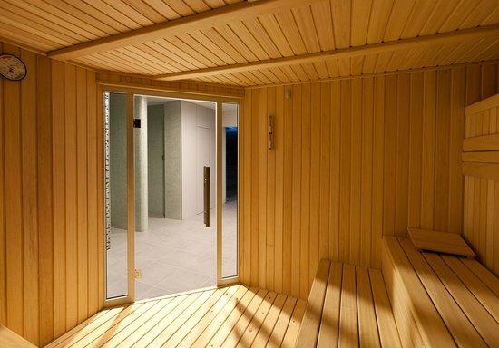 Bfit Ibiza Sports Club: Sauna