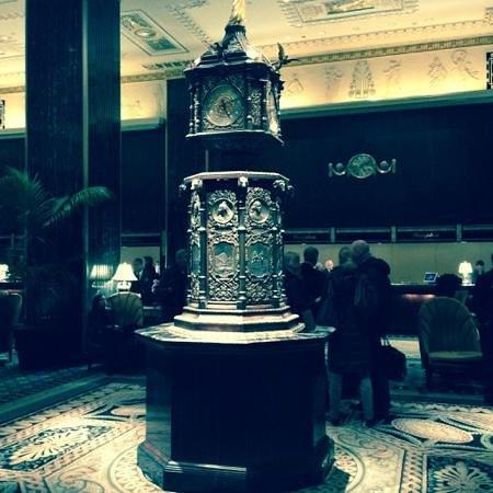 Waldorf Astoria New York: Reception