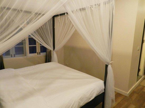 Mandala Boutique Hotel: Room 36- Sleeping Area