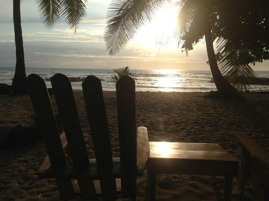 Ranchos Itauna: Relaxing enjoying the sunset (: